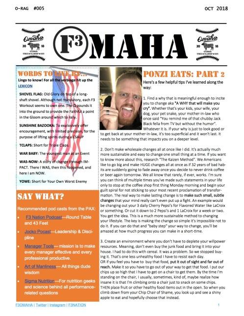 F3OmahaNewsletter_Oct 2018v2